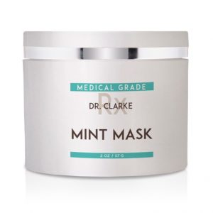 Dr. Clarke Mint Mask