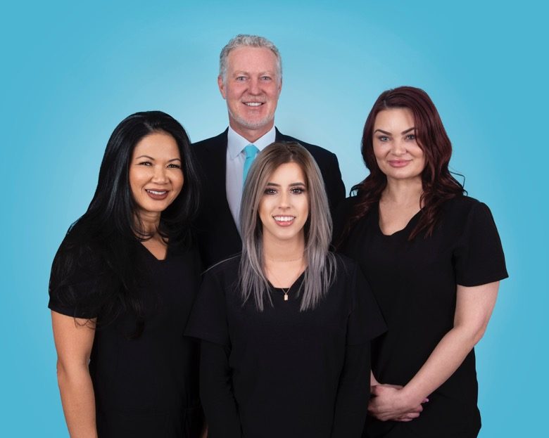 Nu Aura Medical Spa and Laser Center Dr. Clarke Brunton and team